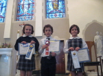 2nd & 3rd Grade winners